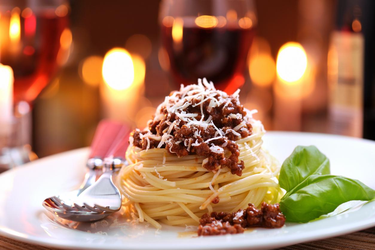 Recipe Italian Chef Approved Spaghetti Bolognese Italian Sons And
