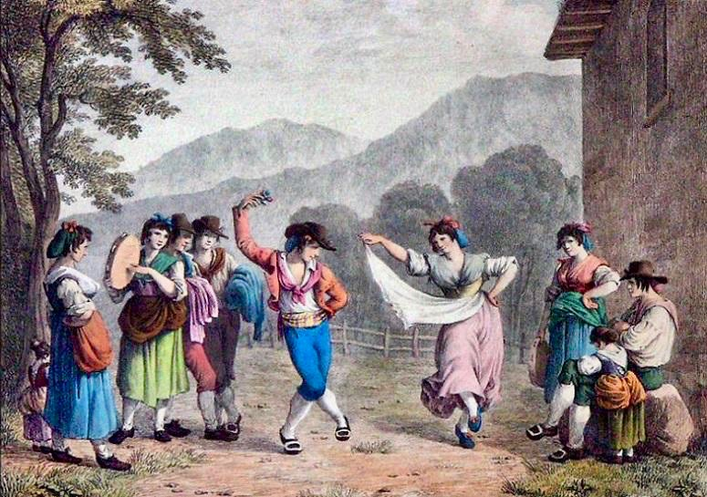 How Italy Found Its Groove With the Famed Tarantella