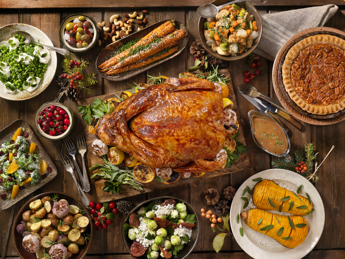 thanksgiving is a truly american holiday nobody should have dinner