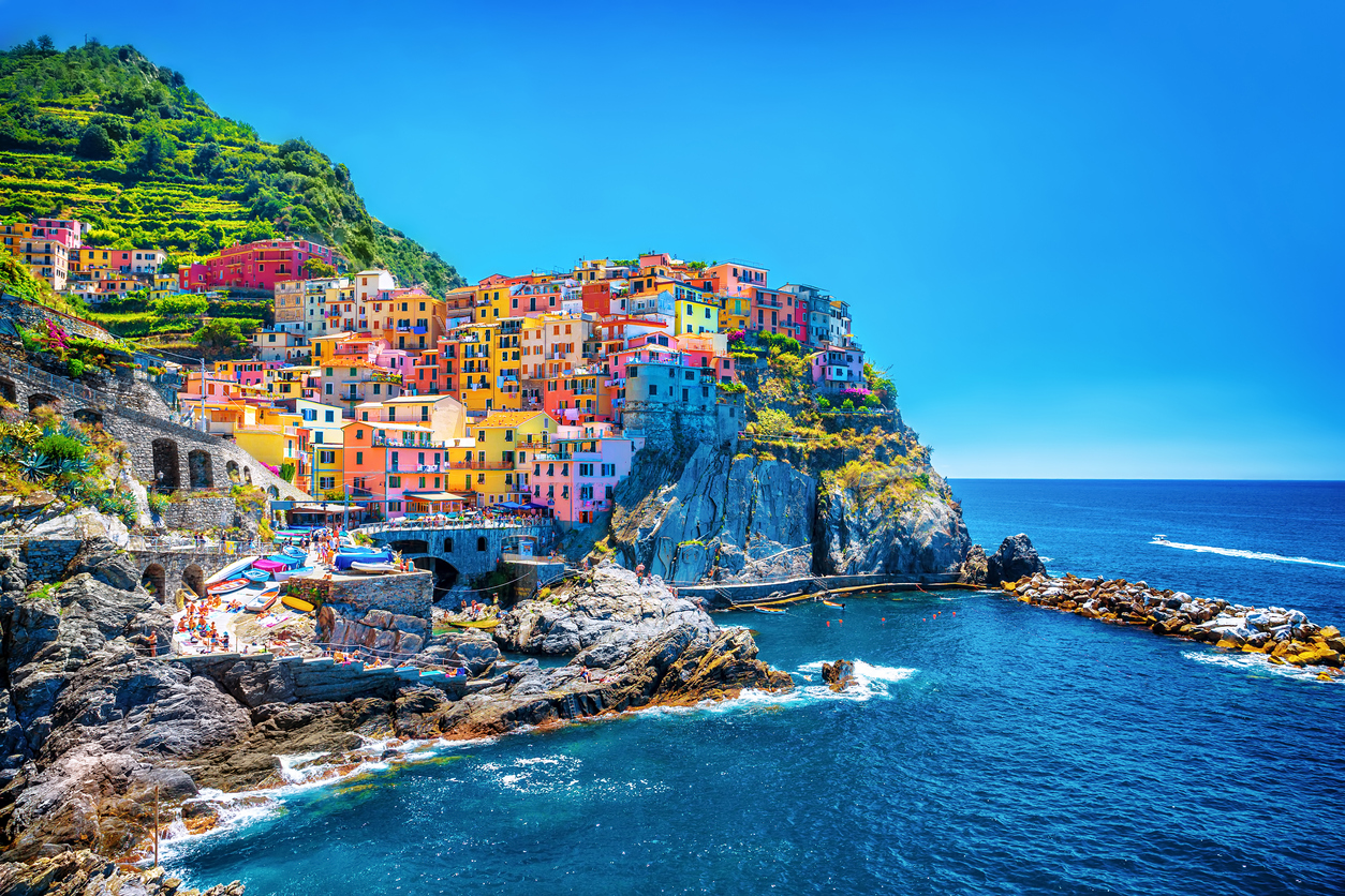 The Heart Of Cinque Terre cinque terre, an italian jewel, lures in travelers from