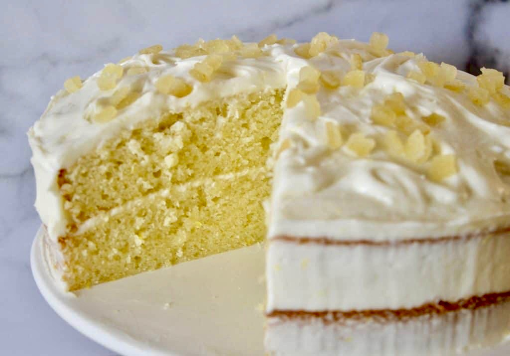 Recipe: Limoncello Ricotta Cake With Homemade Frosting